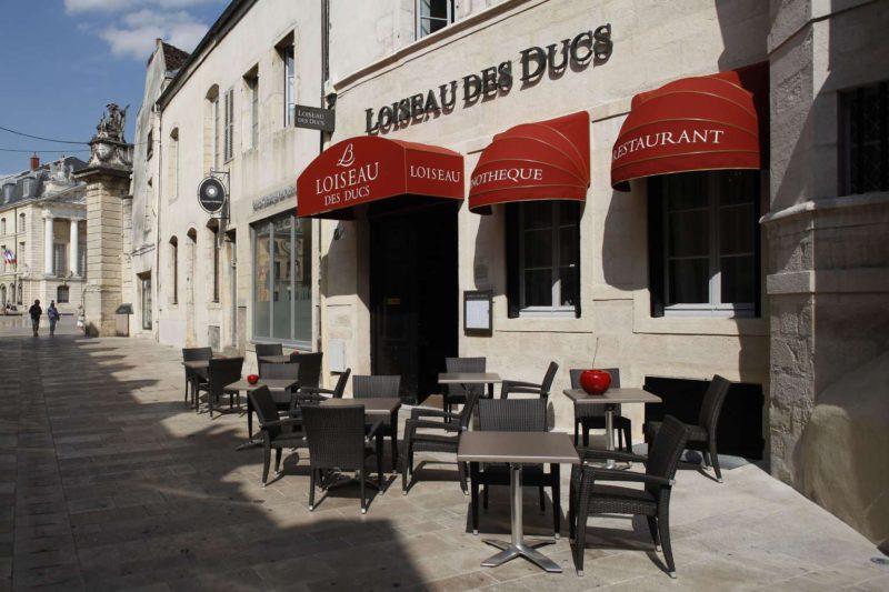 Bernard Loiseau, restaurant gastronomique à Dijon