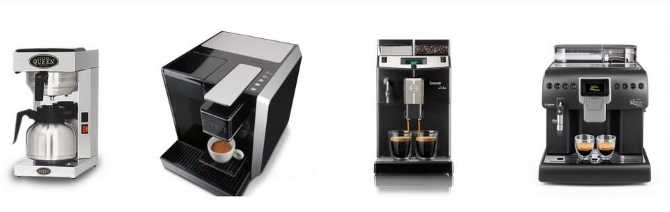 machine à café bureau