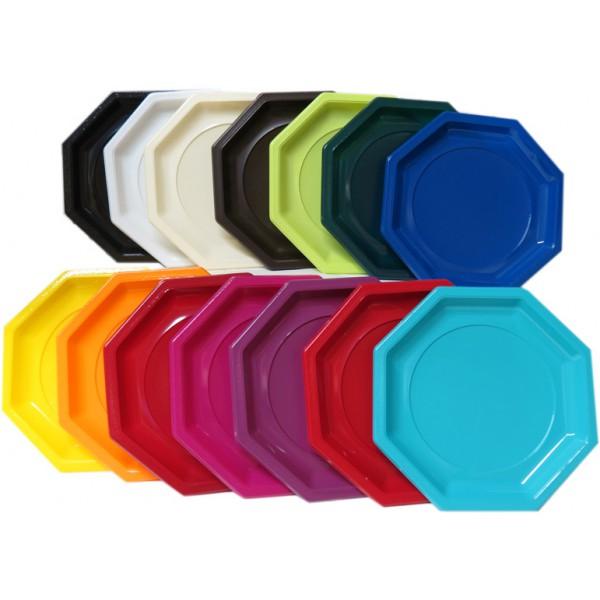 Vaisselle jetable bio pour les pros de l'alimentation