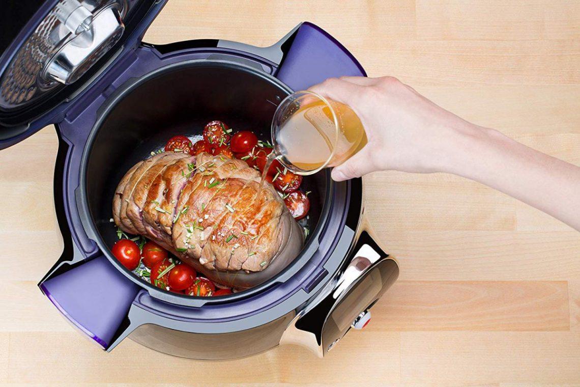 Cookeo : Le multicuiseur idéal pour cuisiner facilement